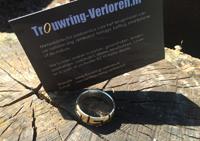 Trouwring verloren in Rotterdam