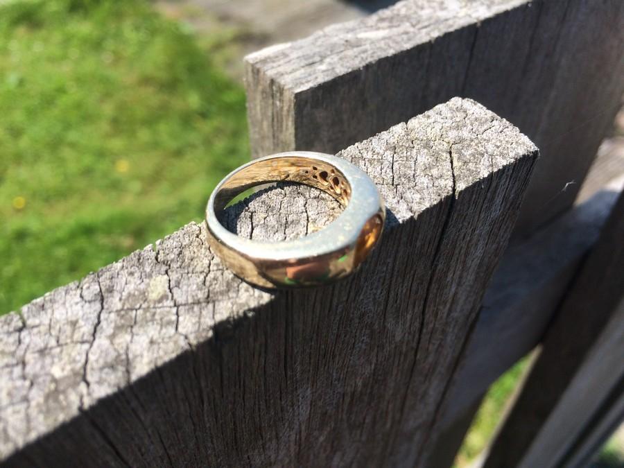 Ring verloren